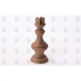 Amati 5685.00 Piedestal, trä, höjd 65 mm, 2 st