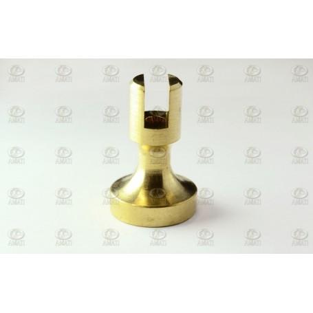 Amati 5690.29 Piedestal, mässing, höjd 29 mm, 1 st