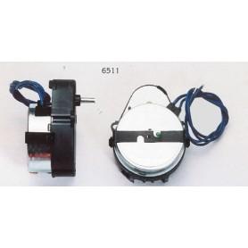 Amati 6511 Motor för hobbybruk, 220V, 10 varv|min, 1 st