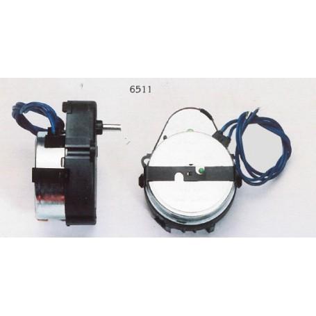 Amati 6511 Motor för hobbybruk, 220V, 10 varv min, 1 st