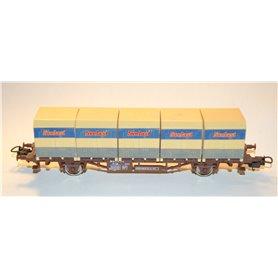 "Lima 302833 Godsvagn 2074 440 4 133-0 Lgjs typ SJ ""Svelast"""