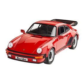 "Revell 67179 Model Set Porsche 911 Turbo ""Gift Set"""