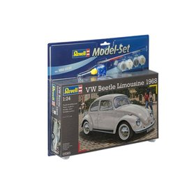 "Revell 67083 Model Set VW Beetle Limousine 1968 ""Gift Set"""