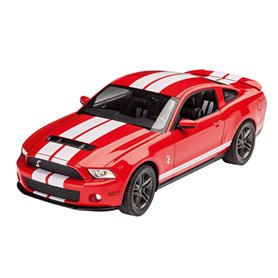 "Revell 67044 Model Set Ford Shelby GT 500 2010 ""Gift Set"""