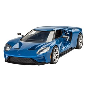 "Revell 67678 Model Set Ford GT 2017 ""Easy Click System ""Gift Set"""
