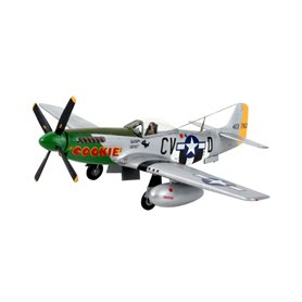 "Revell 64148 Model Set Flygplan P-51D Mustang ""Gift Set"""