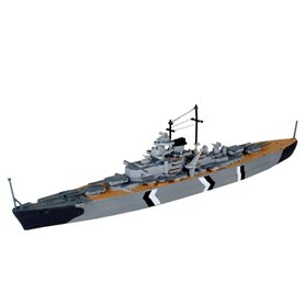 "Revell 65802 Model Set Bismarck ""Gift Set"""