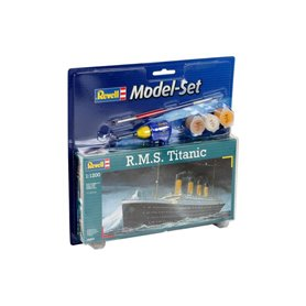 "Revell 65804 Model Set R.M.S. Titanic ""Gift Set"""