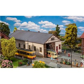 Faller 120289 Naumburg Tram depot