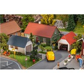 Faller 130622 2 Garages