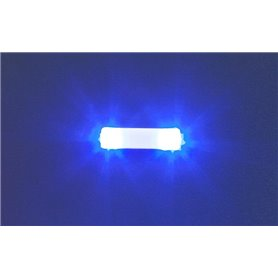 Faller 163761 Flashing lights, 13.5 mm, blue