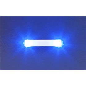 Faller 163765 Flashing lights, 20.2 mm, blue