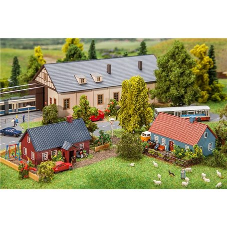 Faller 222349 2 Holiday houses