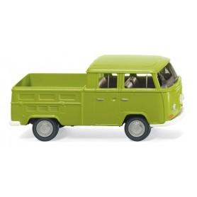 Wiking 31401 W T2 crew cab - green