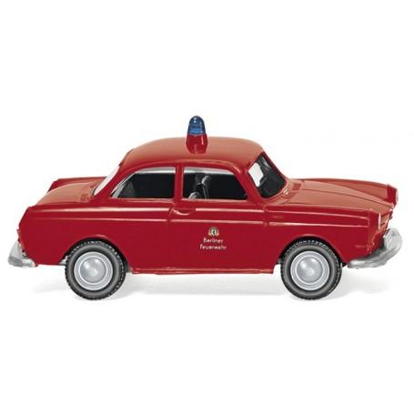 Wiking 86145 VW 1600 Limousine 'Fire Brigade'