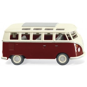Wiking 79722 VW T1 Sambabus - purple|creamwhite