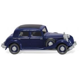 Wiking 83204 MB 260 D - black blue