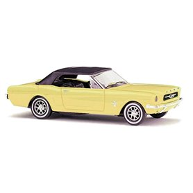 "Busch 47524 Ford Mustang 1964 ""Softtop"""