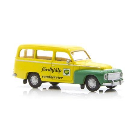 """Brekina 29321 Volvo Duett Kombi """"BP Roadservice"""", TD"""