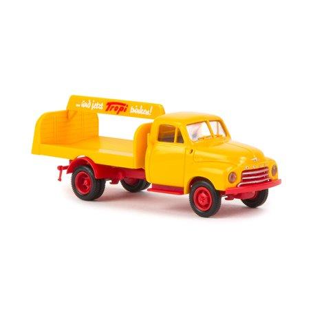 "Brekina 35330 Lastbil Opel Blitz ""Tropi"""