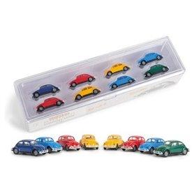 "Brekina 90457 Set med 8 VW Bubbla ""Economy"""