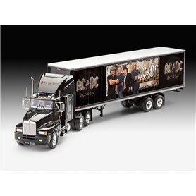 "Revell 07453 Truck & Trailer ""AC/DC"" Limited Edition ""Gift Set"""