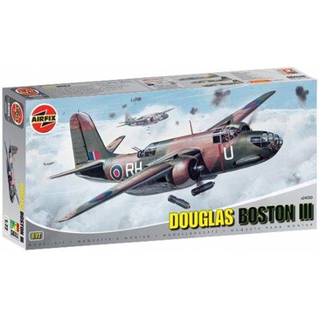Airfix 04033 Flygplan Douglas Boston III