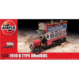 Airfix 06443 1910 B Type Omnibus