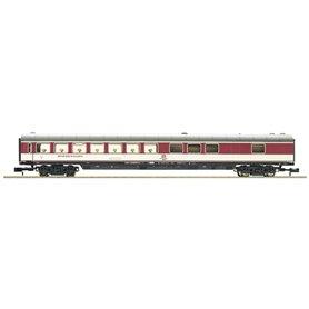 """Fleischmann 00052 Restaurantvagn """"Spiesewagen"""" 51 80 88-235-7 WRümh typ DB"""