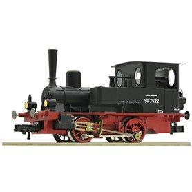 Fleischmann 00055 Ånglok klass 98 7522 typ DB