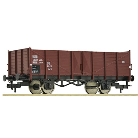 Fleischmann 00057 Öppen godsvagn Om12 713 112 typ DB