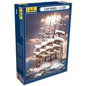 Heller 80890 Fartyg Cap Horn