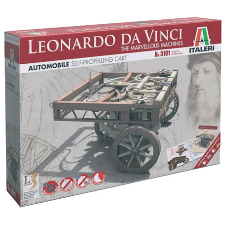 "Italeri 3101 Leonardo Da Vinci - ""Automobile"""