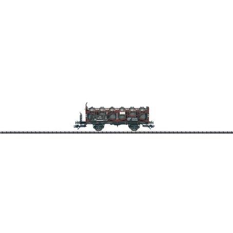 """Trix 24358 Syragodsvagn 599 526 """"Hamburg"""" VTG German Federal Railroad DB"""
