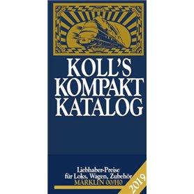 Media BOK9 Kolls Värderingsbok för Märklin 2019 Kompakt