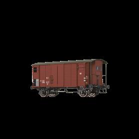 Brawa 47855 Godsvagn 3117 K2 typ BLS