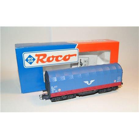 Roco 47441.1 Godsvagn Shimmns 31 RIV 74 466 8 206-2 typ SJ
