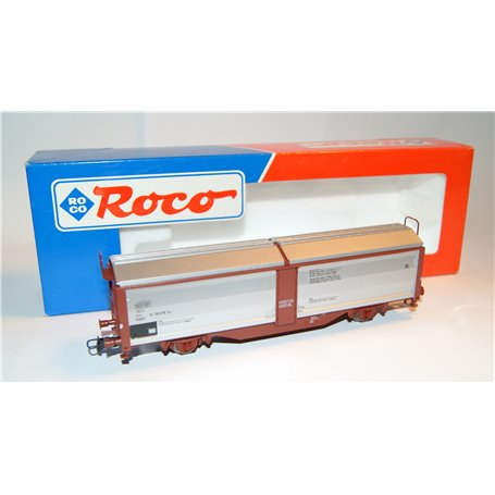 Roco 46637 Godsvagn 38 676 Teu typ SJ