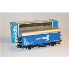 """Märklin 4415.84749 Godsvagn 21 RIV 74 083-9015-2 Lgs typ SJ """"Bahco"""""""
