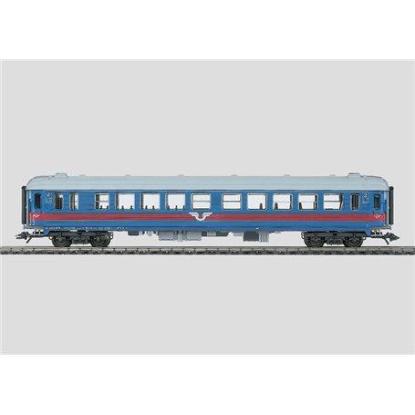 Märklin 43782 Personvagn 2:a klass 5126 B5K typ SJ