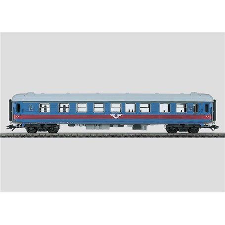 Märklin 43781 Personvagn 1:a klass 5043 A2K typ SJ