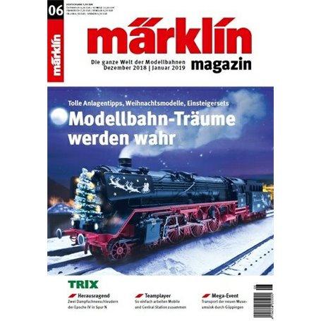 Märklin 298145 Märklin Magazin 6/2018 Tyska
