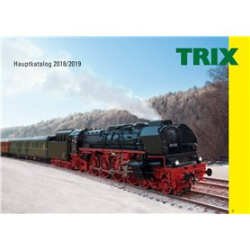 Trix 19830 Trix Katalog 2018/2019 Tyska