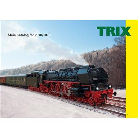 Trix 19831 Trix Katalog 2018/2019 Engelska