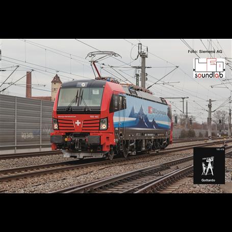 "Roco 73956 Ellok klass 193 klass SBB ""Cargo International"""