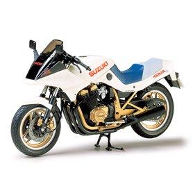 Tamiya 14034 Motorcykel Suzuki GSX750S New Katana