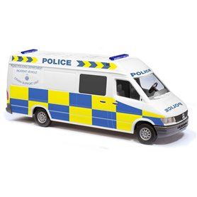 "Busch 47853 Mercedes Benz Sprinter ""Police England"" Crash Support Unit"