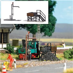 Busch 12378 Small Coaling Station