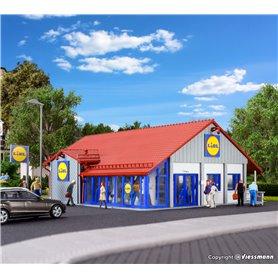 Vollmer 43662 Lidl Supermarket