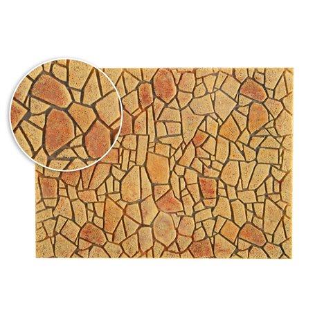 Vollmer 48227 Polygonal plate, mediterranean